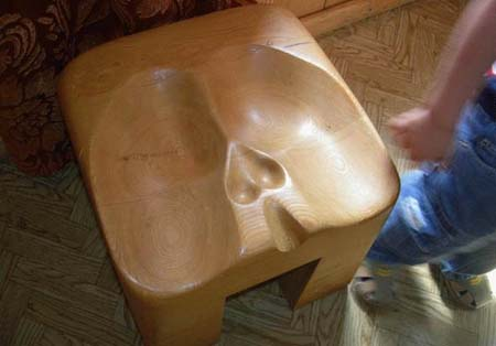 Bilderesultat for wtf bar stool