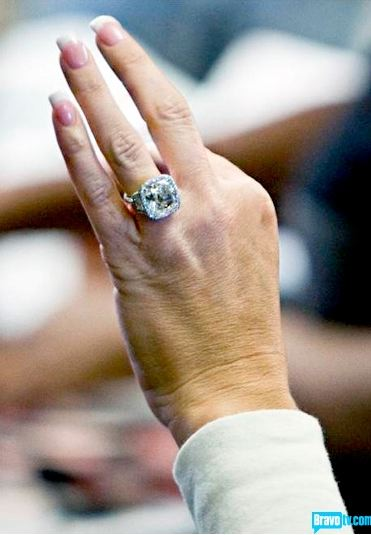 The Ring That Launched A Thousand Hours Of Show So It Seemed