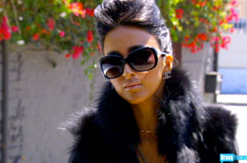 More the Persian Kim Kardashian than the Persian Barbie, no?