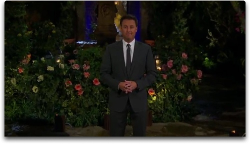 I'm Chris Harrison.  I'm here to explain what you just saw & help you count to one.