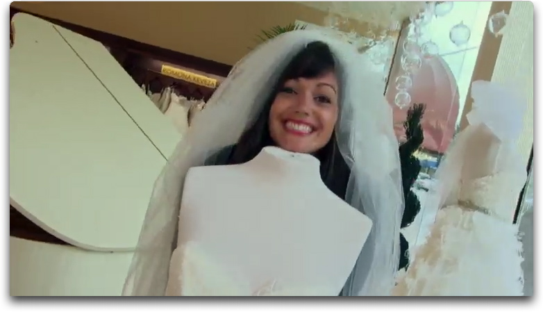 Bachelorette Desiree and Chris Wedding