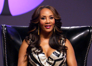 Vivica A Fox and her cheeks host the Reunion.