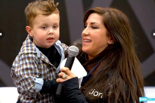 Nic loves Mommy's speech