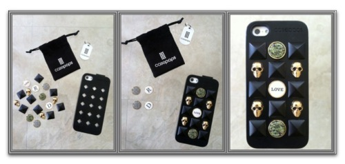 Customizable iPhone cases that you can change as often as you change your mood.