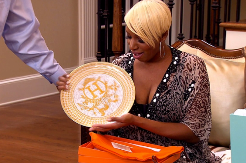Looks like the gifts are pretty fabulous the second time around... Well played, Nene.  Well played.