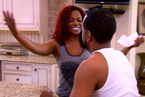 Kandi finally gets the bedroom candy that she was really wishing for.