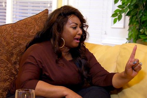 Porsha's mom isn't having any of Kordell's BS anymore.