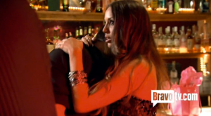 It occurs to Scheana that she has no friends and a boyfriend that cries after getting into a fight.