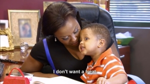 Ah, childhood clarity of mind… even Ayden knows to fear Momma Joyce.