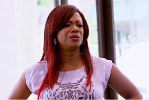 We're right there with your  skeptical glance for tonight's episode Kandi