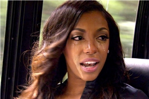 Porsha isn't the only one crying this week, I have tears of laughter rolling down my cheeks.
