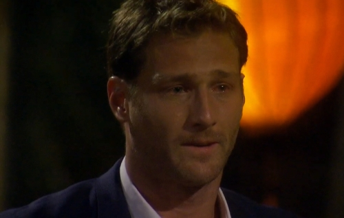 It's the most emotional rose ceremony in Bachelor history.