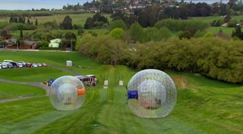 Juan Pablo's balls