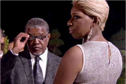 NeNe rocking her Diva attitude for Kenya's event