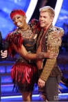 NeNe – NeNe suffered collapsed lungs and needed to take a break and is now shaking what her Mamma gave her on Dancing With The Stars.